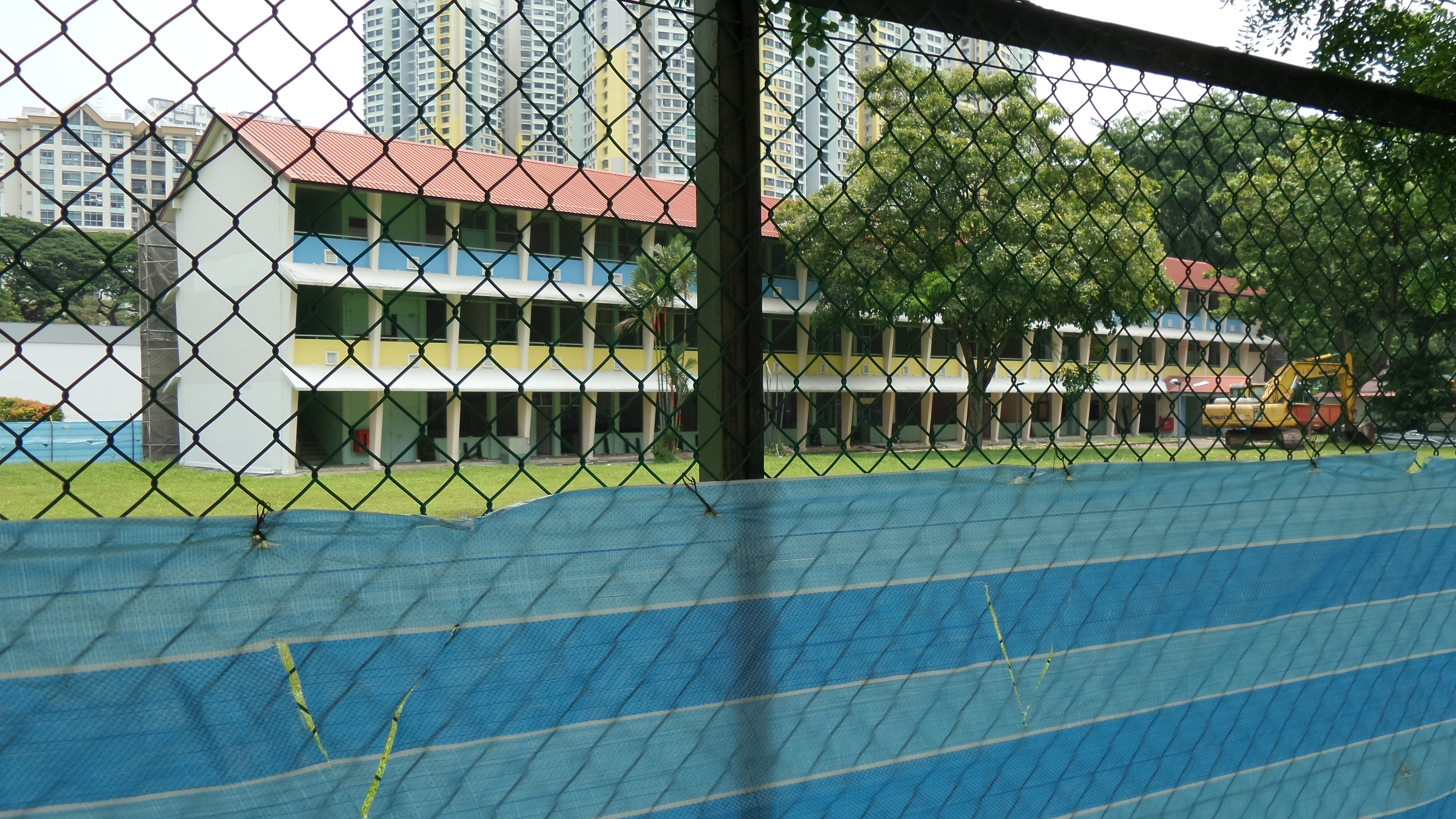 Memories of Delta East School, Singapore – Thought Moments