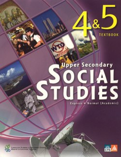 social studies text book