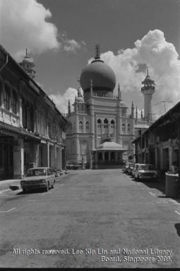 sultan mosque lane