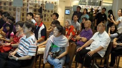 chakap heritage attentive audience