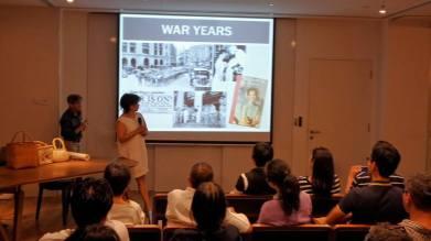 chakap heritage war years