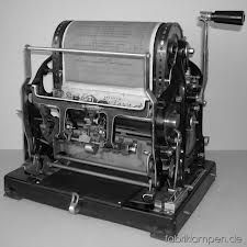 cyclostyle machine