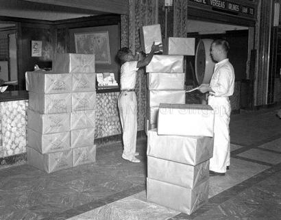 cargo section of kallang airport 1950a
