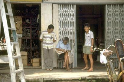 chong pang village 1985q