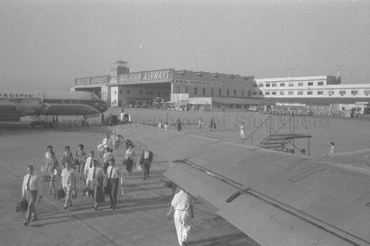 kallang airport 1950c