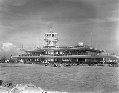 kallang airport 1950d