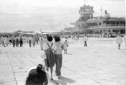 kallang airport 1950e