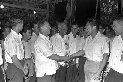 lky visit chong pang 1966c