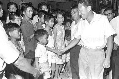 lky visit chong pang 1966m_sm