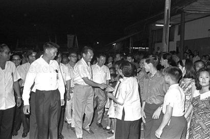 lky visit chong pang 1966n