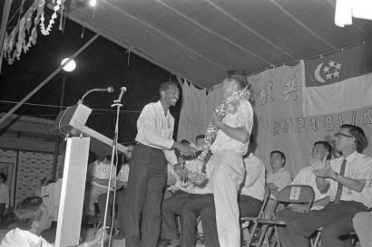 lky visit chong pang 1966p