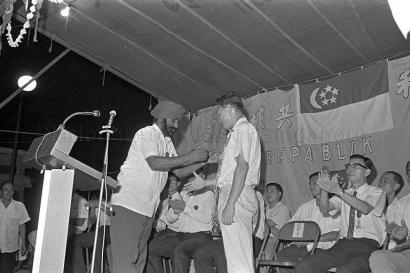 lky visit chong pang 1966q
