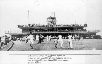 singapore air display at kallang airport 1949b