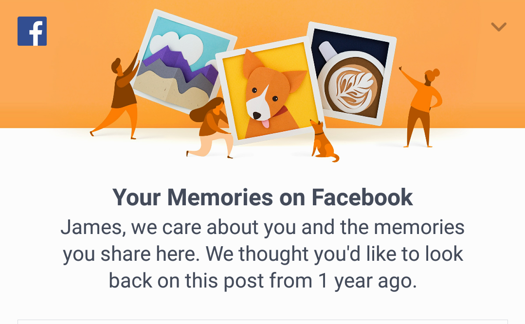Image result for facebook memories