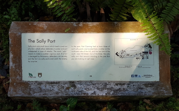 sally port
